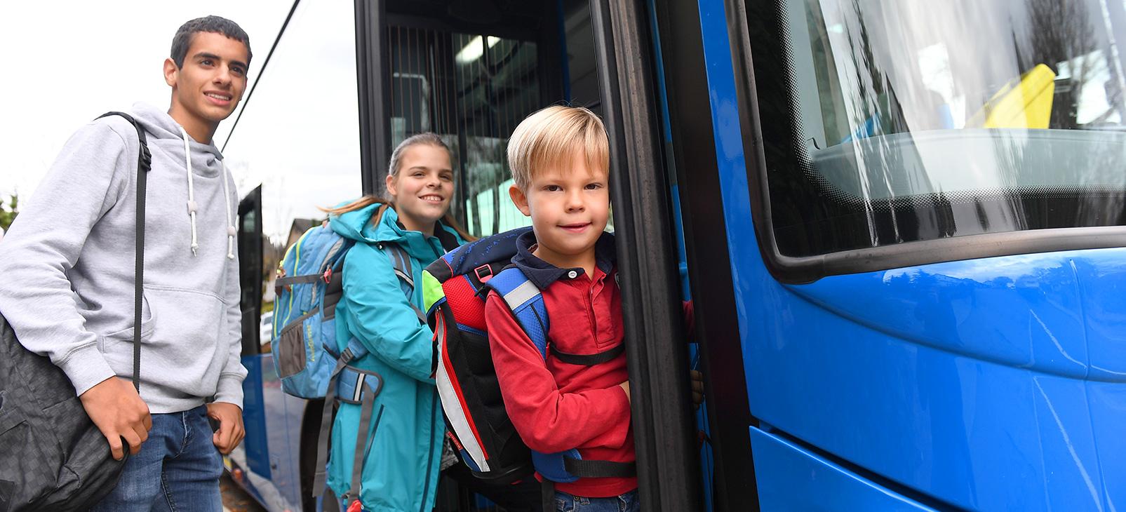 Sicherheit in Bus und Bahn