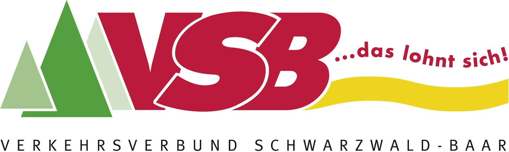 VSB - Verkehrsverbund Schwarzwald-Baar Logo